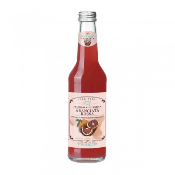 BLOOD ORANGE SOFT DRINK