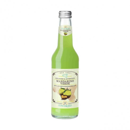 GREEN MANDARIN SOFT DRINK