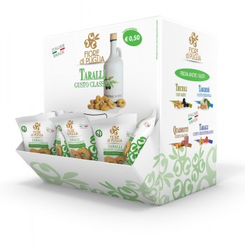 TARALLI CLASSIC TASTE -   DISPLAY BOX