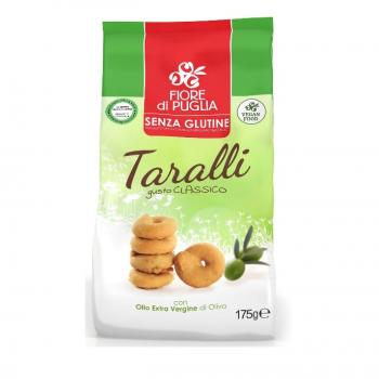 TARALLI CLASSIC - GLUTEN FREE